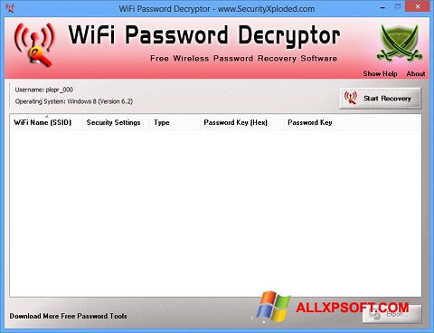 WIFI GRATUIT GRATUIT PASSWORD DECRYPTOR TÉLÉCHARGER