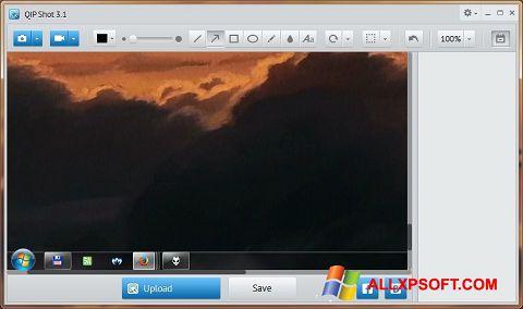 Screenshot QIP Shot for Windows XP
