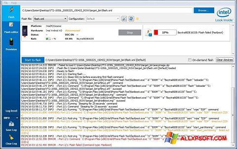 Screenshot FlashBoot for Windows XP