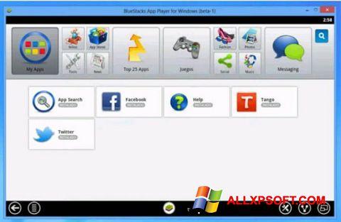 Screenshot Tango for Windows XP