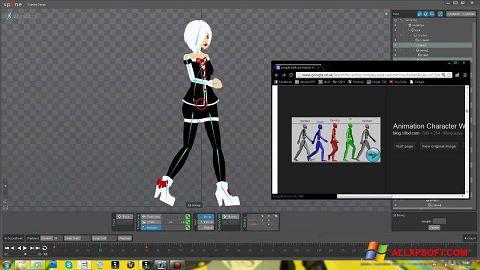 Screenshot Spine for Windows XP