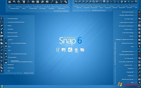 Screenshot Ashampoo Snap for Windows XP