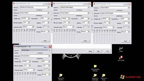 Screenshot Virtual Audio Cable for Windows XP