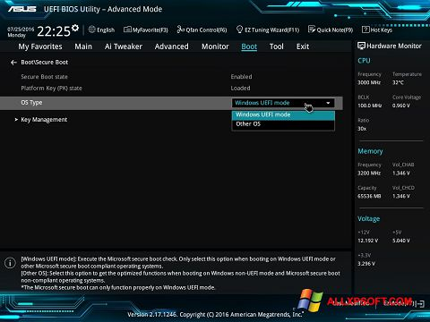 Screenshot SSD Tweaker for Windows XP