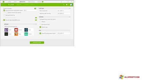 Screenshot Razer Cortex for Windows XP