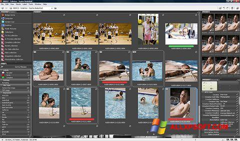 Screenshot Adobe Bridge for Windows XP