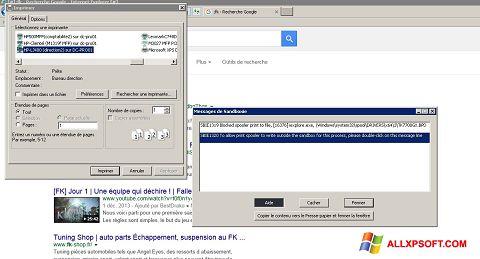 Screenshot Sandboxie for Windows XP