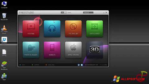 Screenshot Free Studio for Windows XP