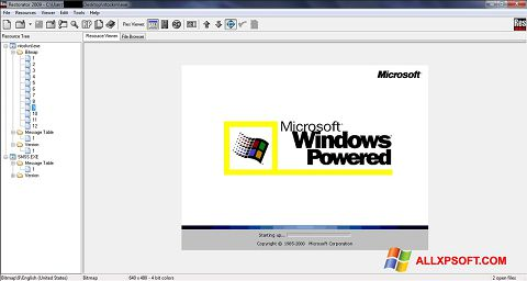 Screenshot Restorator for Windows XP