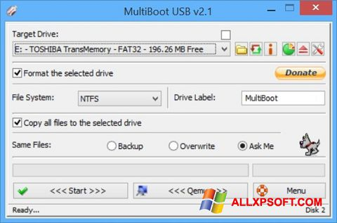 Download Multi Boot Usb For Windows Xp 32 64 Bit In English