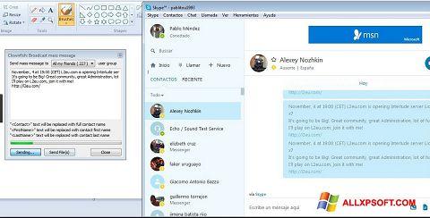Screenshot Clownfish for Windows XP