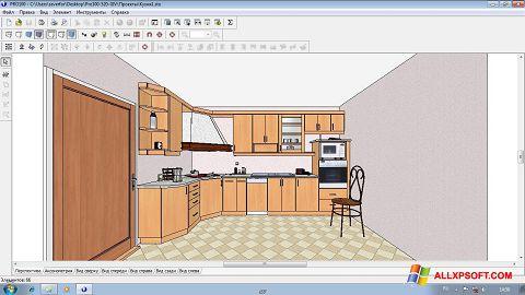 Screenshot PRO100 for Windows XP