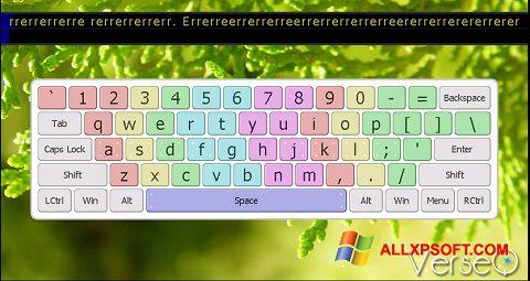 Screenshot VerseQ for Windows XP
