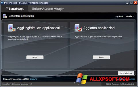 Blackberry desktop software synchronisation pc ou mac.