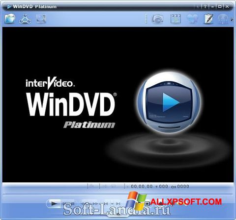 Screenshot WinDVD for Windows XP