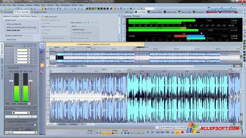 Screenshot WaveLab for Windows XP