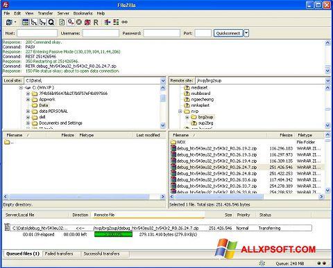 Download filezilla 3.52.2