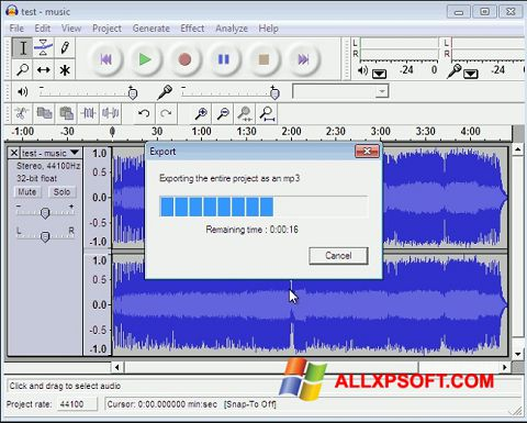 download lame for audacity windows xp